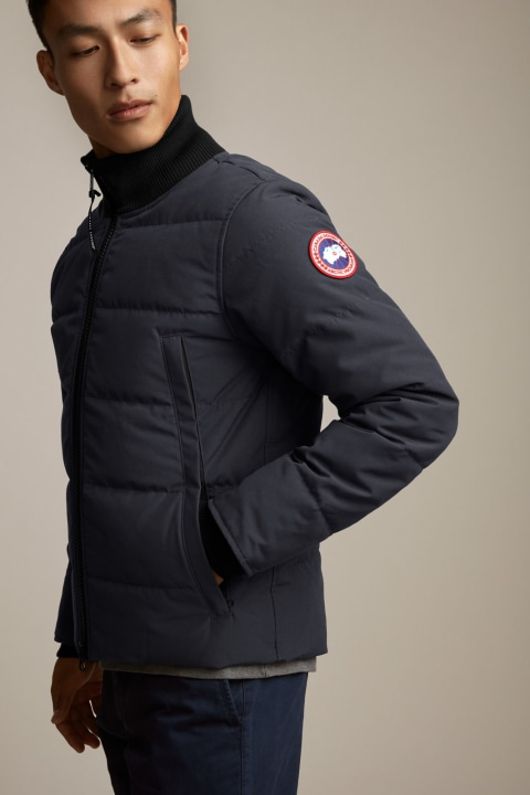 Woolford Mantel Fusion Fit | Canada Goose