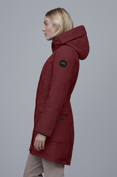 Women's Kinley Parka Black Label | Canada Goose