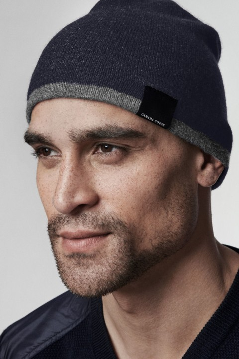 Men s Reversible Merino Toque  b8a4d71ac9b1