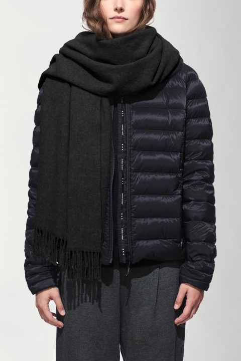 Women's Solid Woven Scarf | Canada Goose