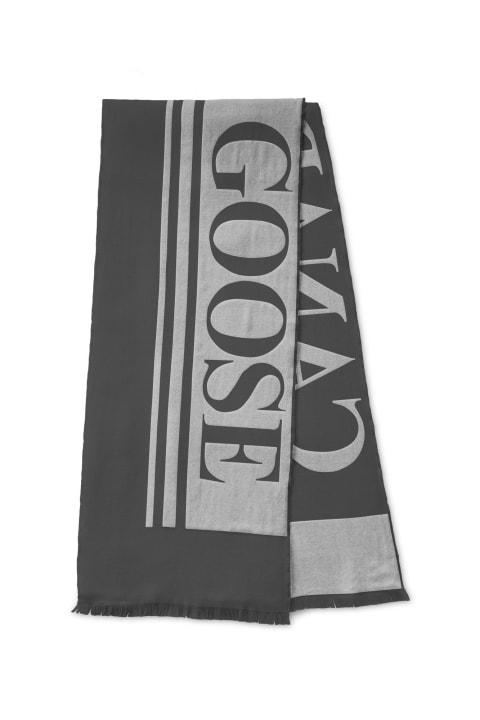 Men's Woven Logo Scarf | Canada Goose