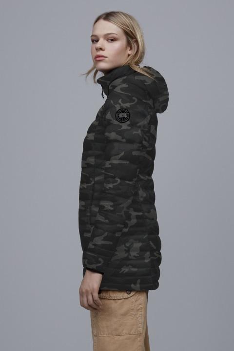Brookvale Hooded Coat Black Label | Canada Goose