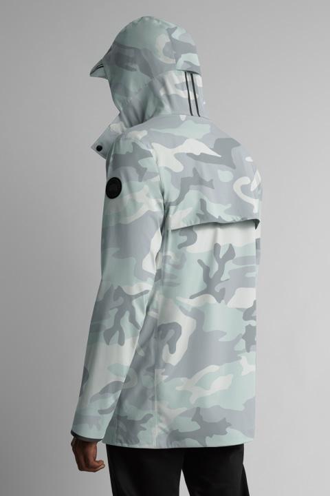 Men's Wascana Jacket Black Label Print | Canada Goose