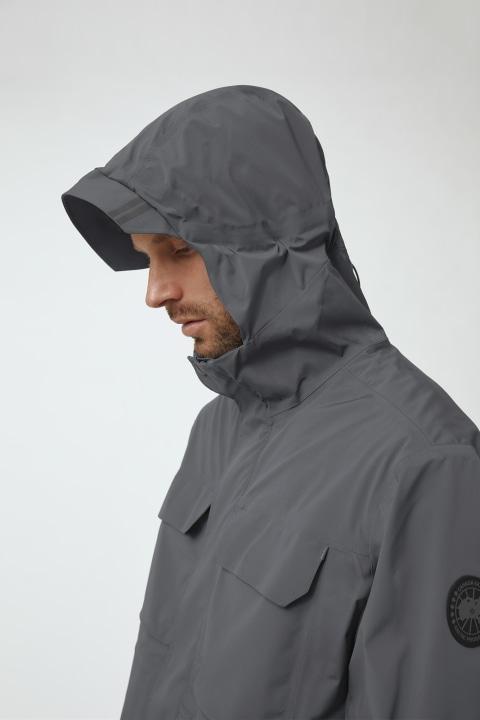 Men's Wascana Jacket Black Label | Canada Goose