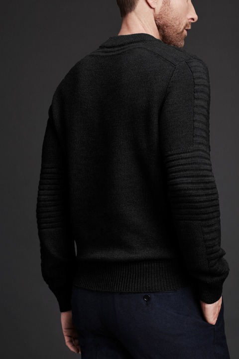 Men's Paterson Sweater Black Label | Canada Goose