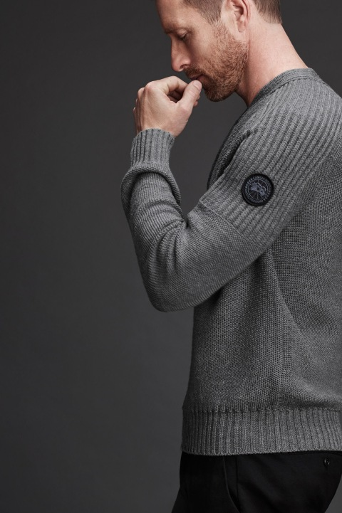 Men's Valemount Sweater Black Label | Canada Goose