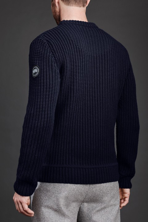 Men's Galloway Sweater Black Label | Canada Goose
