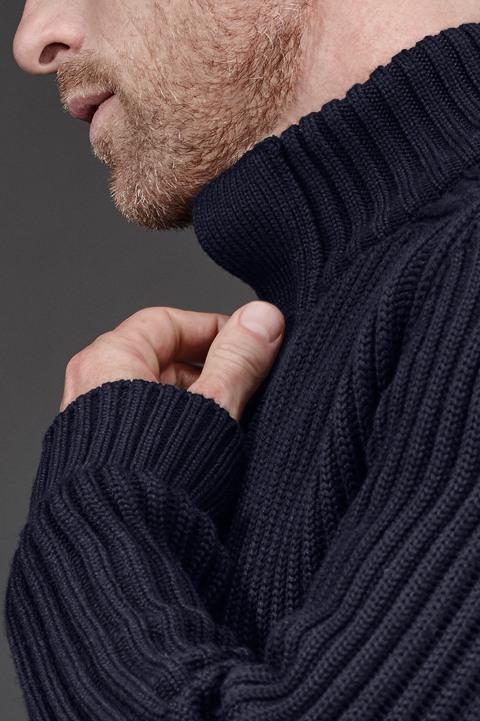 Men's Silvertown Sweater Black Label | Canada Goose