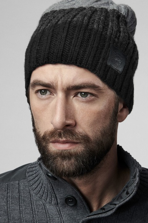 Men's Block Rib Slouch Hat | Canada Goose