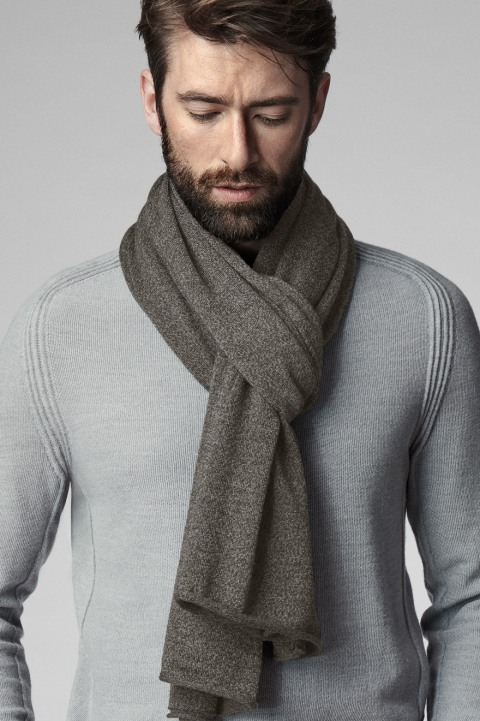 Men's Knit Jersey Scarf | Canada Goose