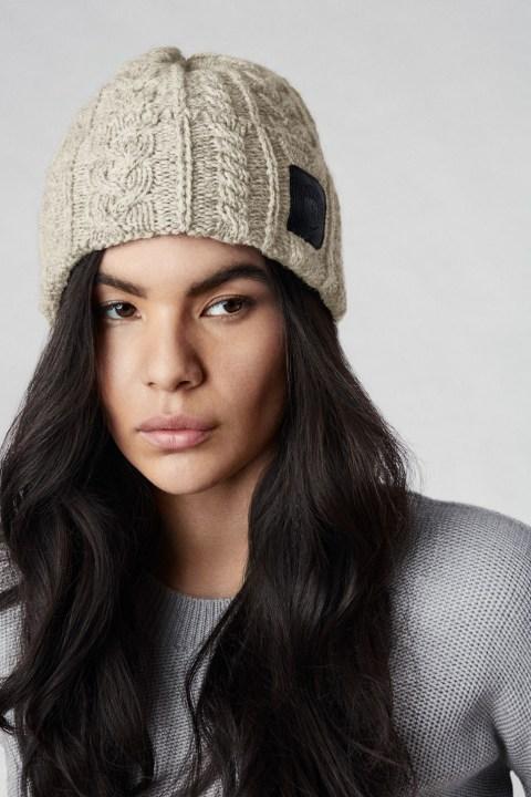 Women's Chunky Wool Beanie | Canada Goose