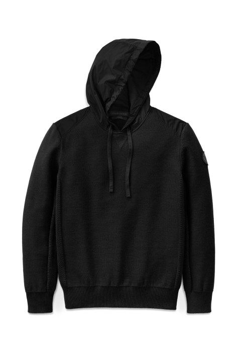 Men's Ashcroft Hoody Black Label | Canada Goose