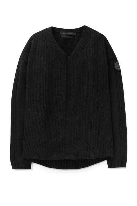 Women's Kimberley V Neck Sweater | Canada Goose