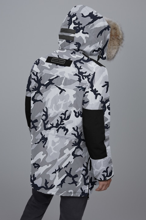 Parka Macculloch Black Label pour hommes | Canada Goose