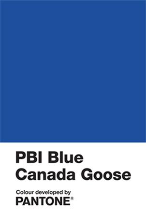 Pantone PBI Blue