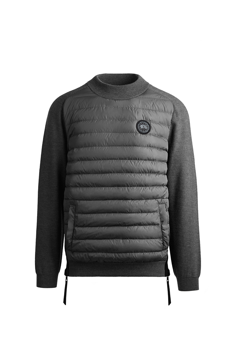 Kaufen Sie den Herren HyBridge Knit Reversible Pullover Black Label