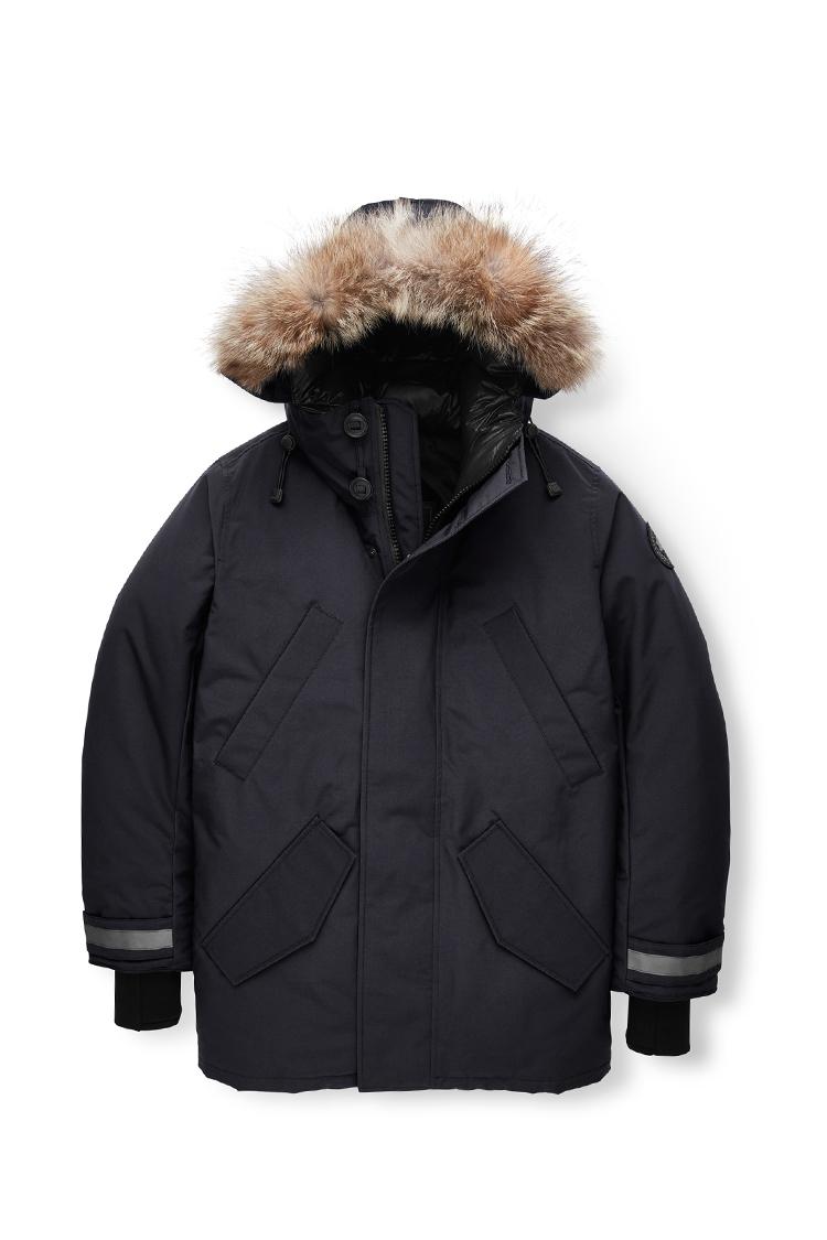 Shop the men's Edgewood Parka Black Label