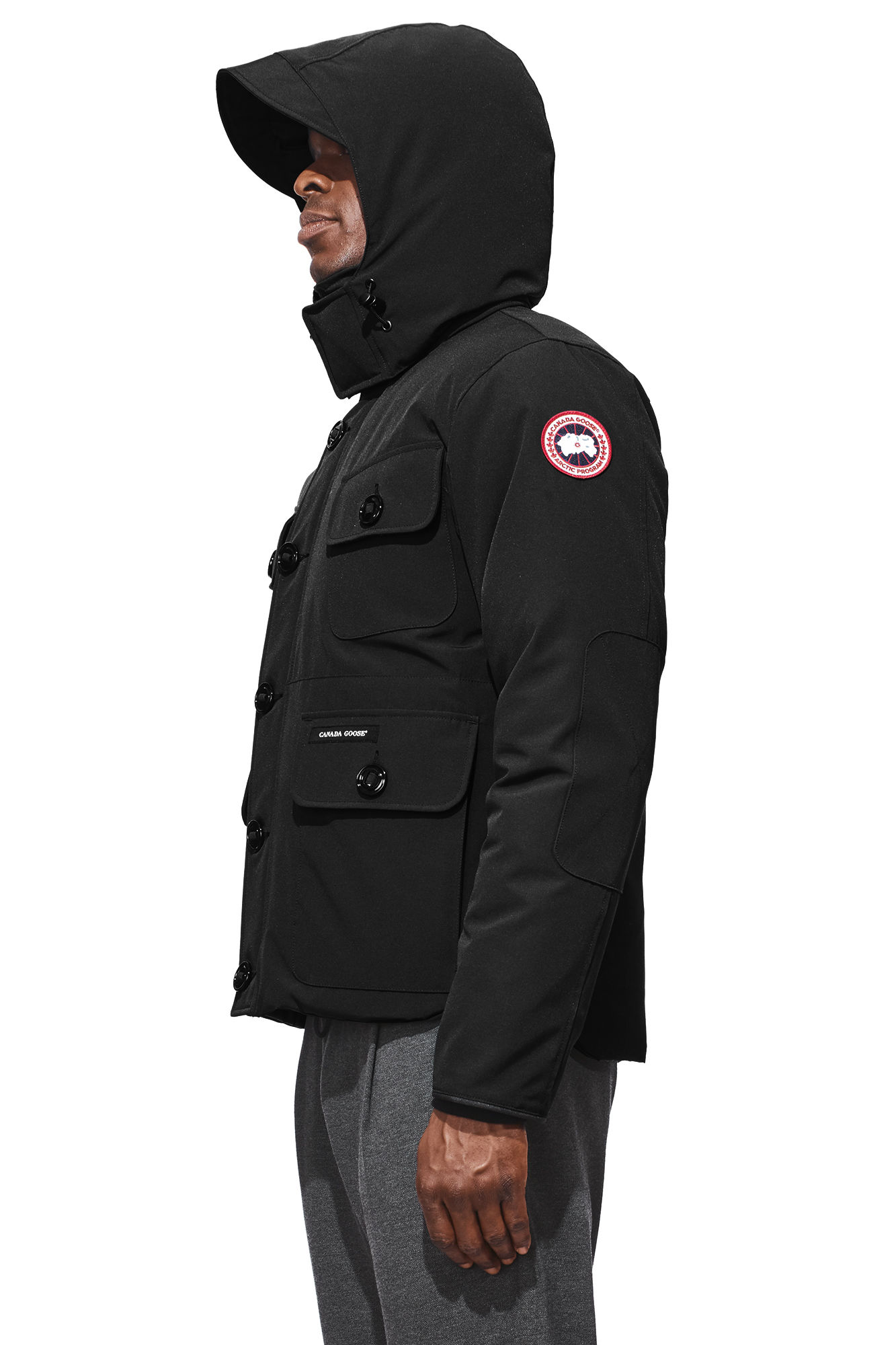 Lowest Price Canada Goose Men's Selkirk Parka Classic Camo