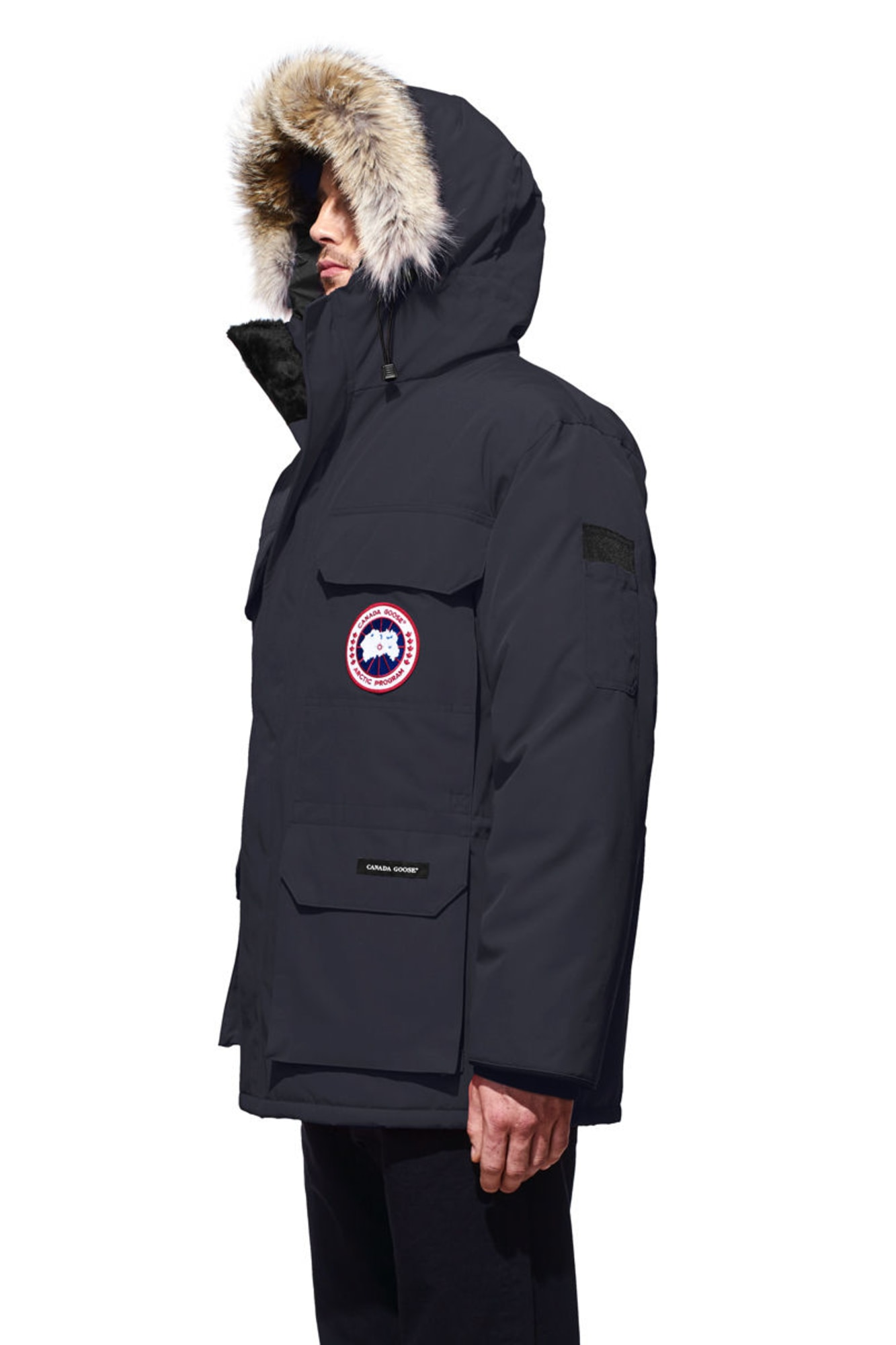 f27a37baf Expedition Parka Fusion Fit