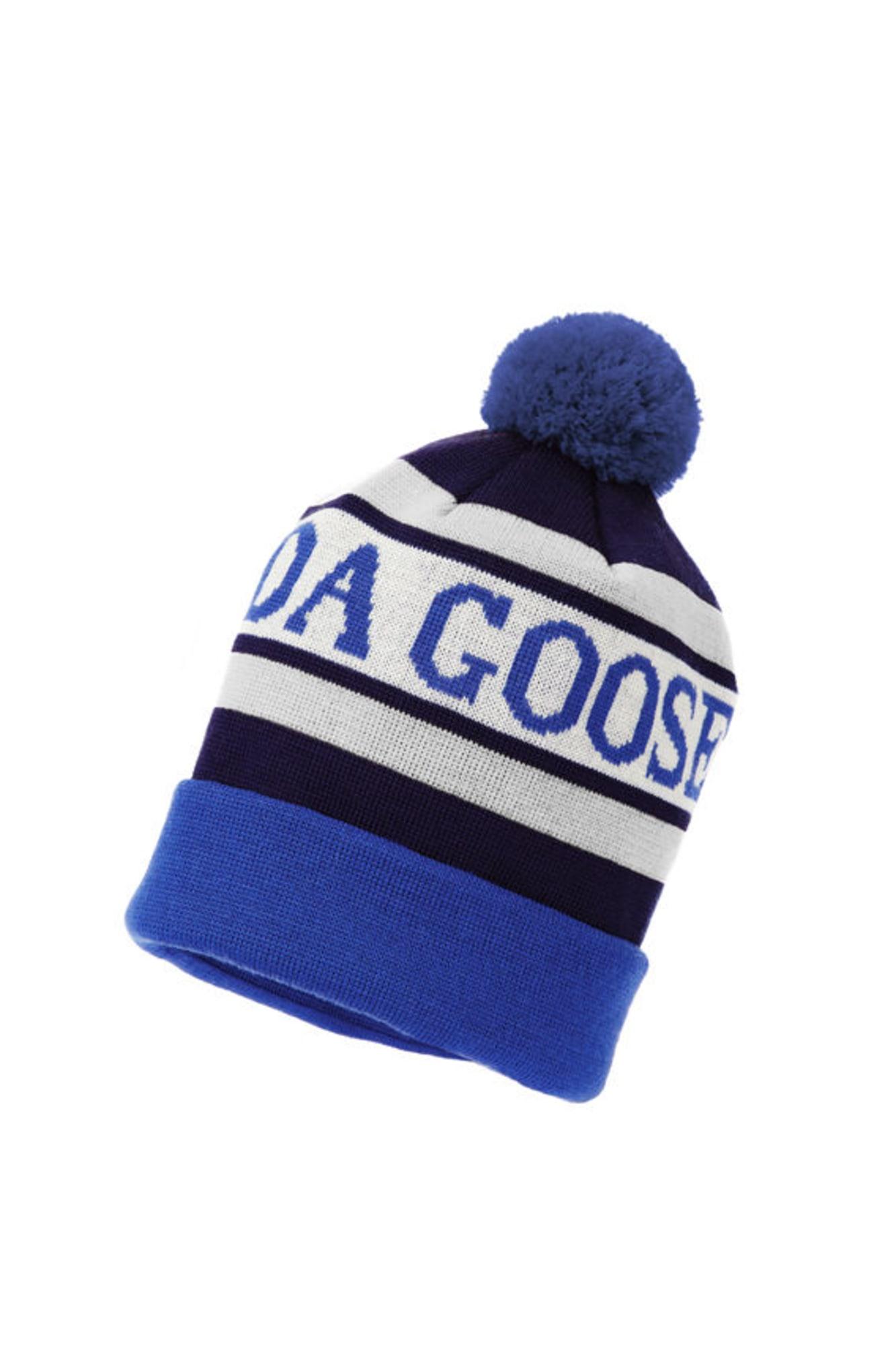 Logo Pom Hat Canada Goose 174