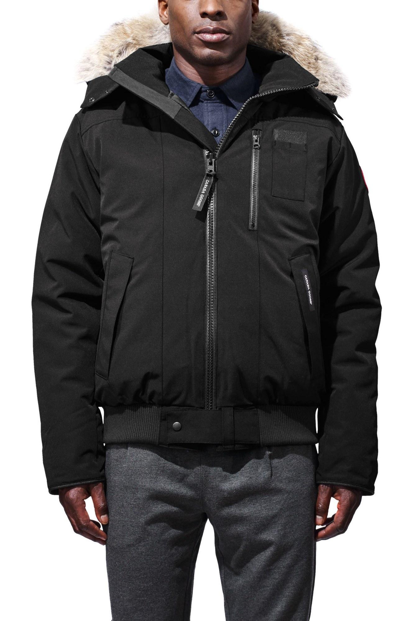 Borden Bomber | New Outwear | Canada goose, Canada goose