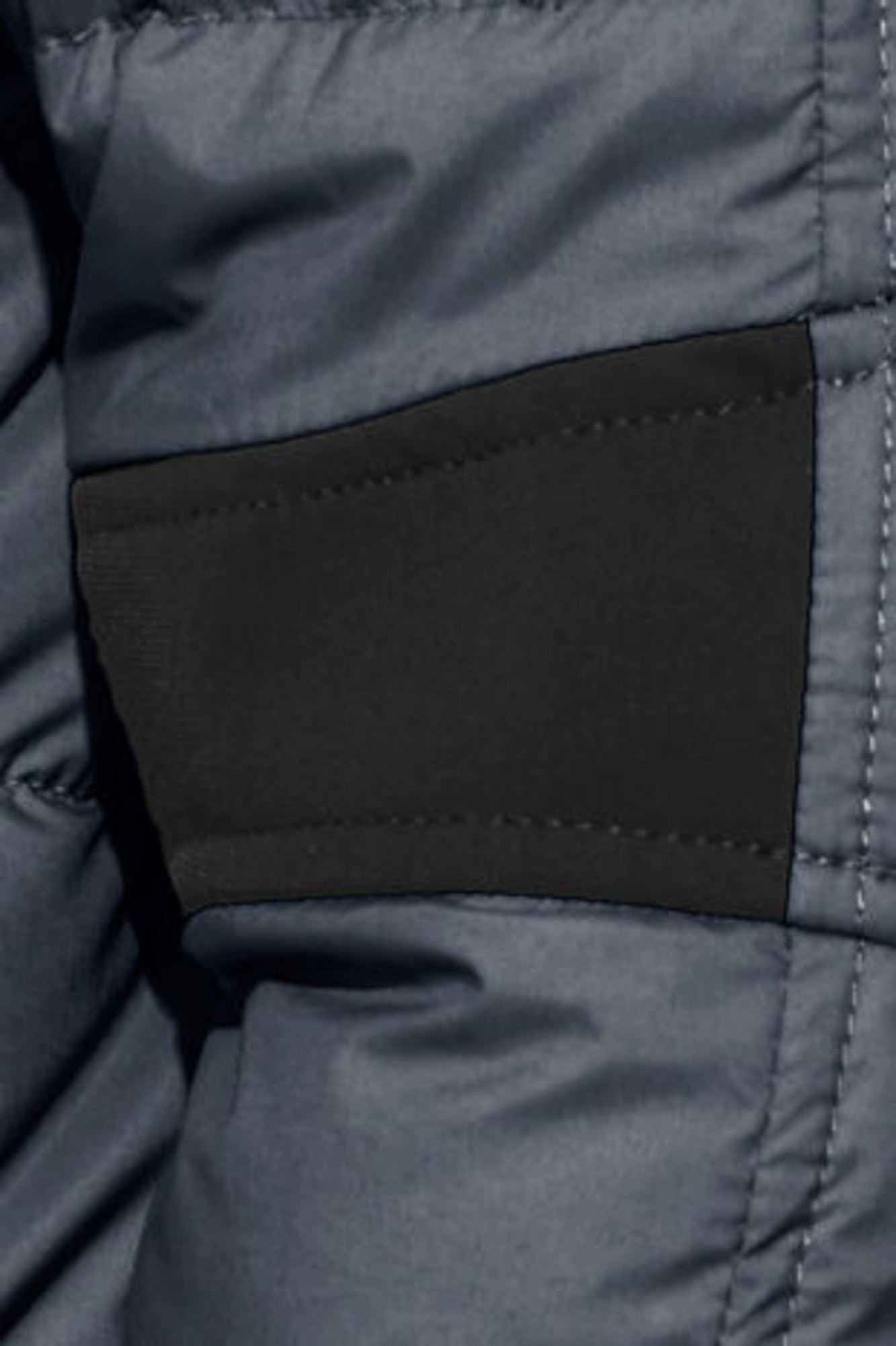 Dunhum Quilted Jacket