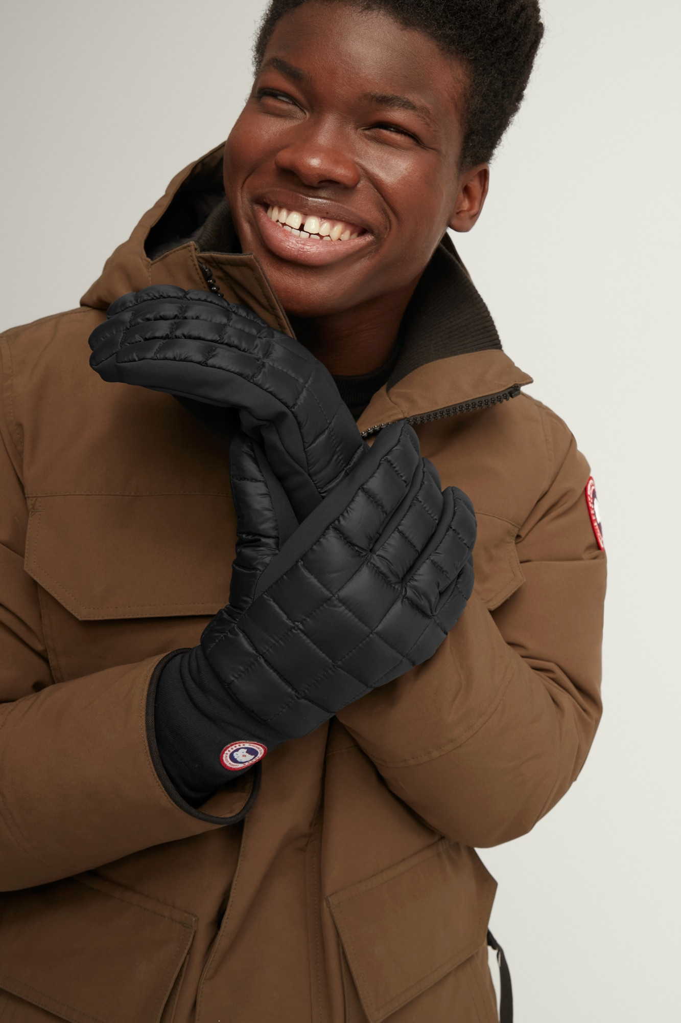 abe0feb5d Men's Northern Glove Liners | Canada Goose®