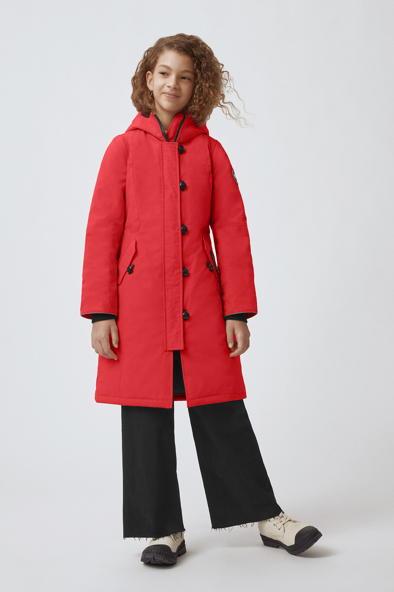 The Red Parka