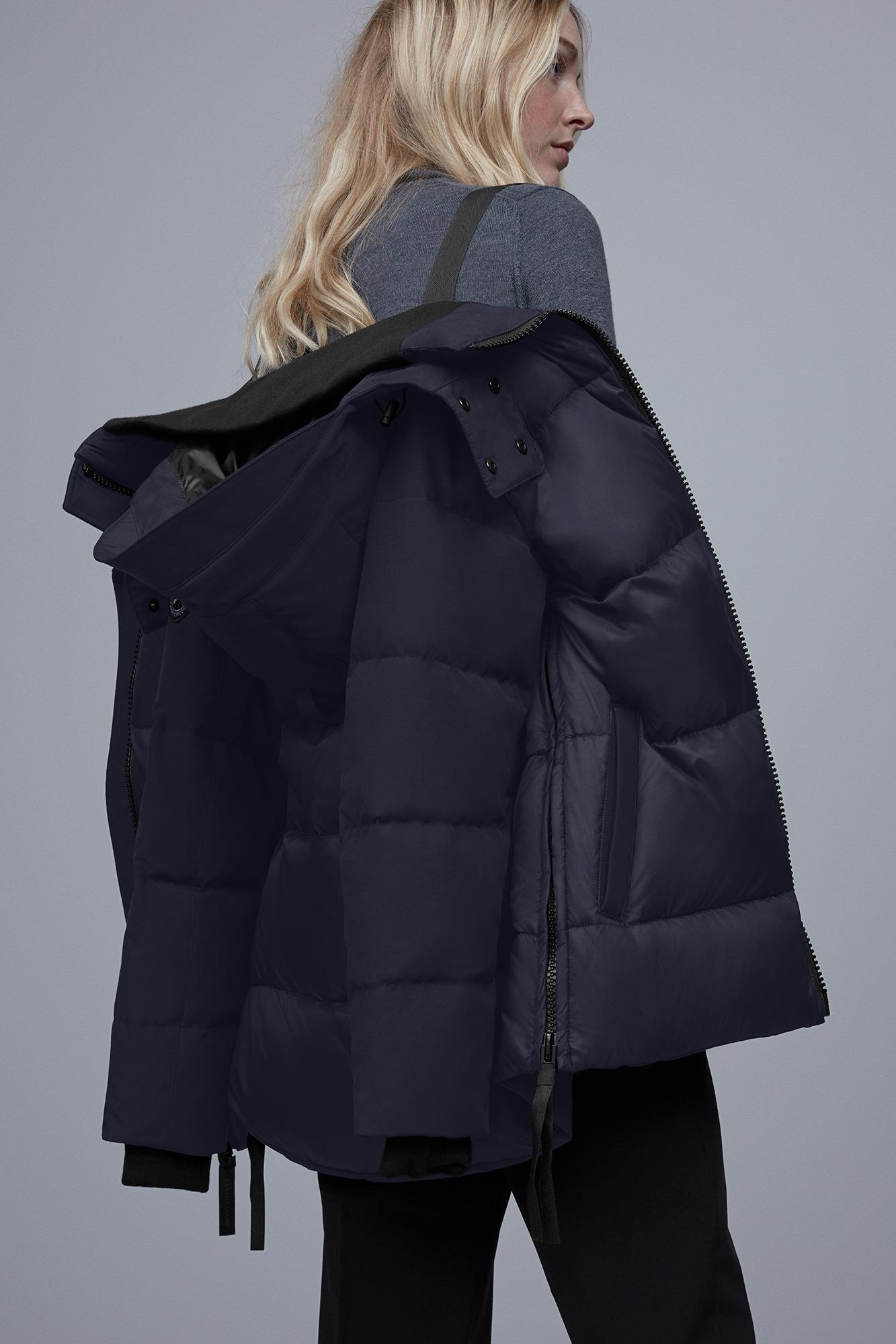 d1d0035f0eb Women's Whitehorse Parka Black Label | Canada Goose®