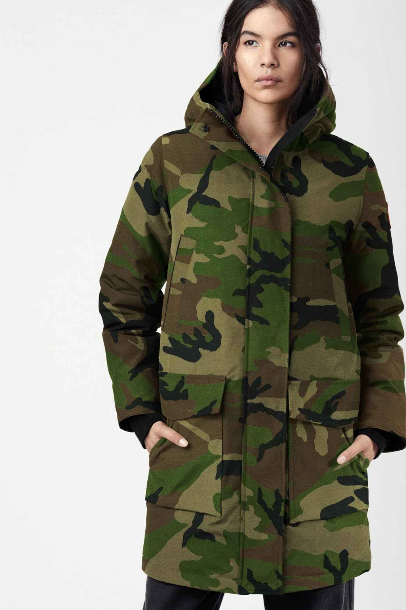 49b0bee4e Canmore Parka