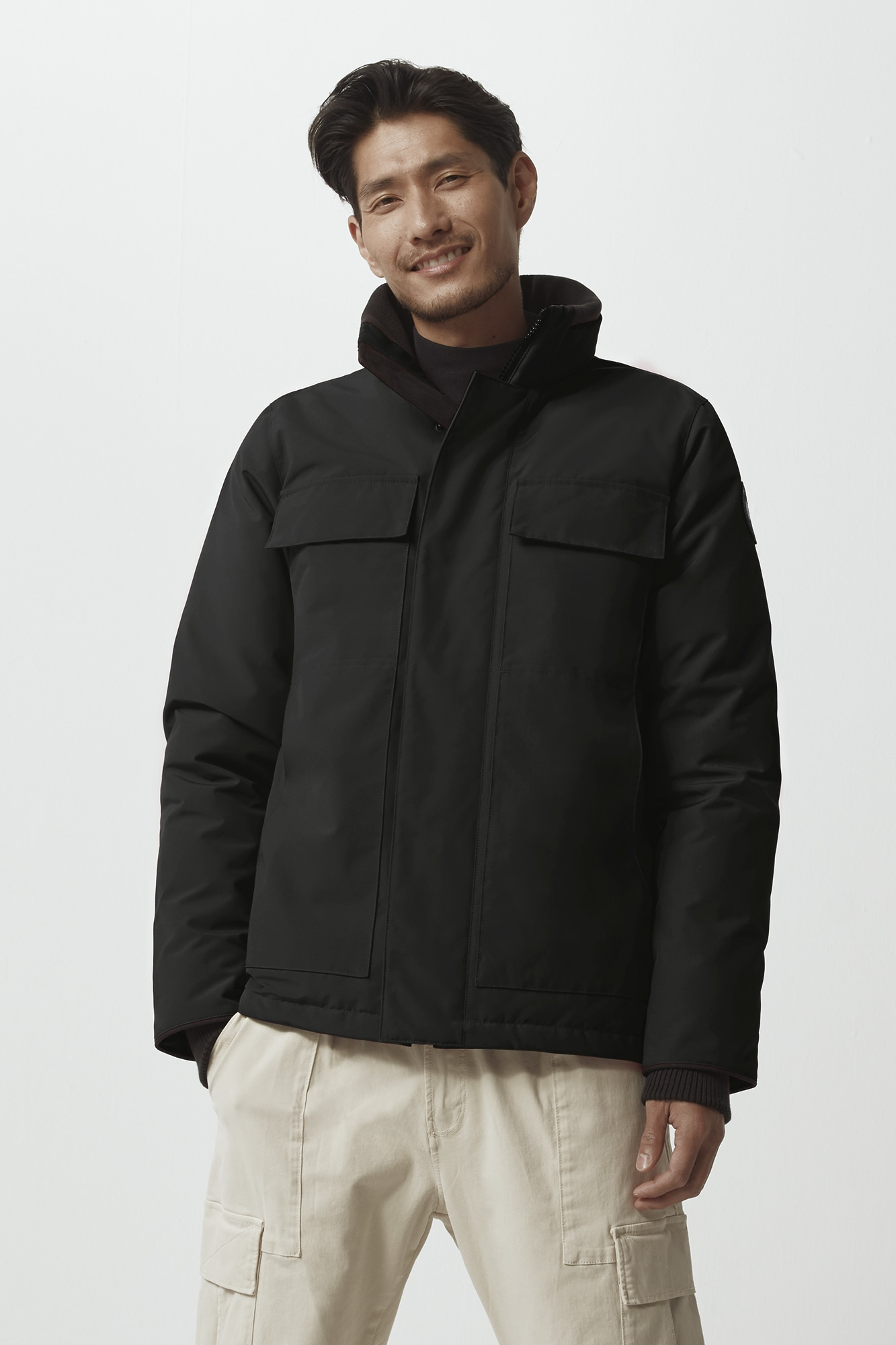 7dc9a867d61 Forester Jacket