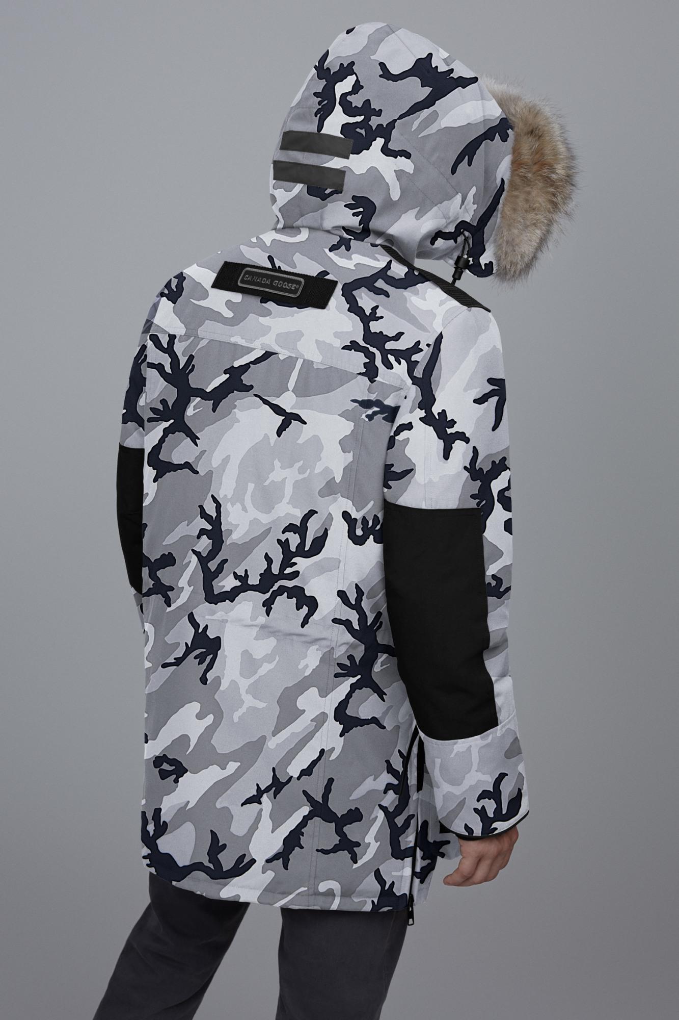 Details about Macculloch Canada Goose mens camo jacket medium