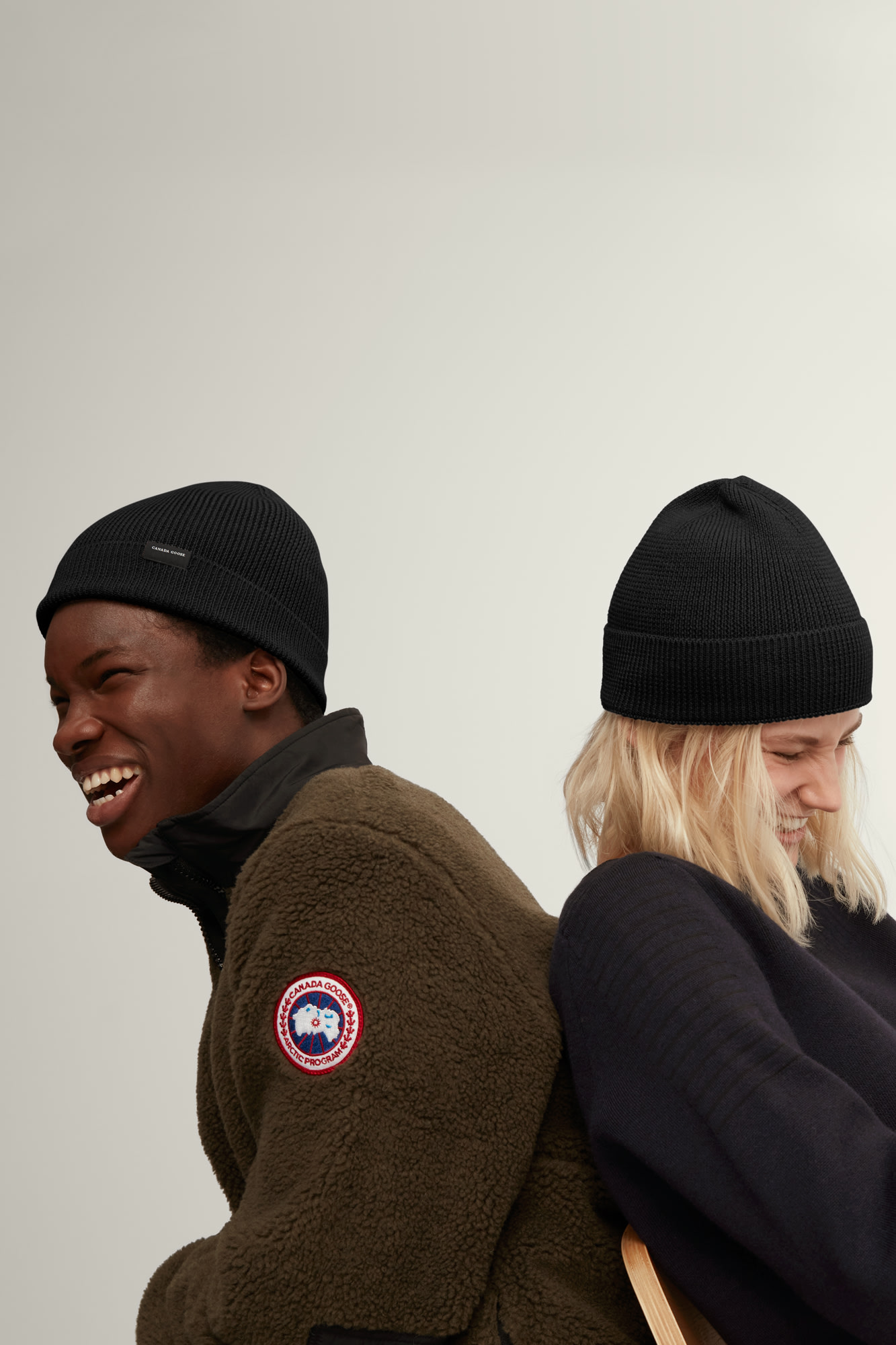 5f02716fff1229 Men's Fitted Beanie | Canada Goose®