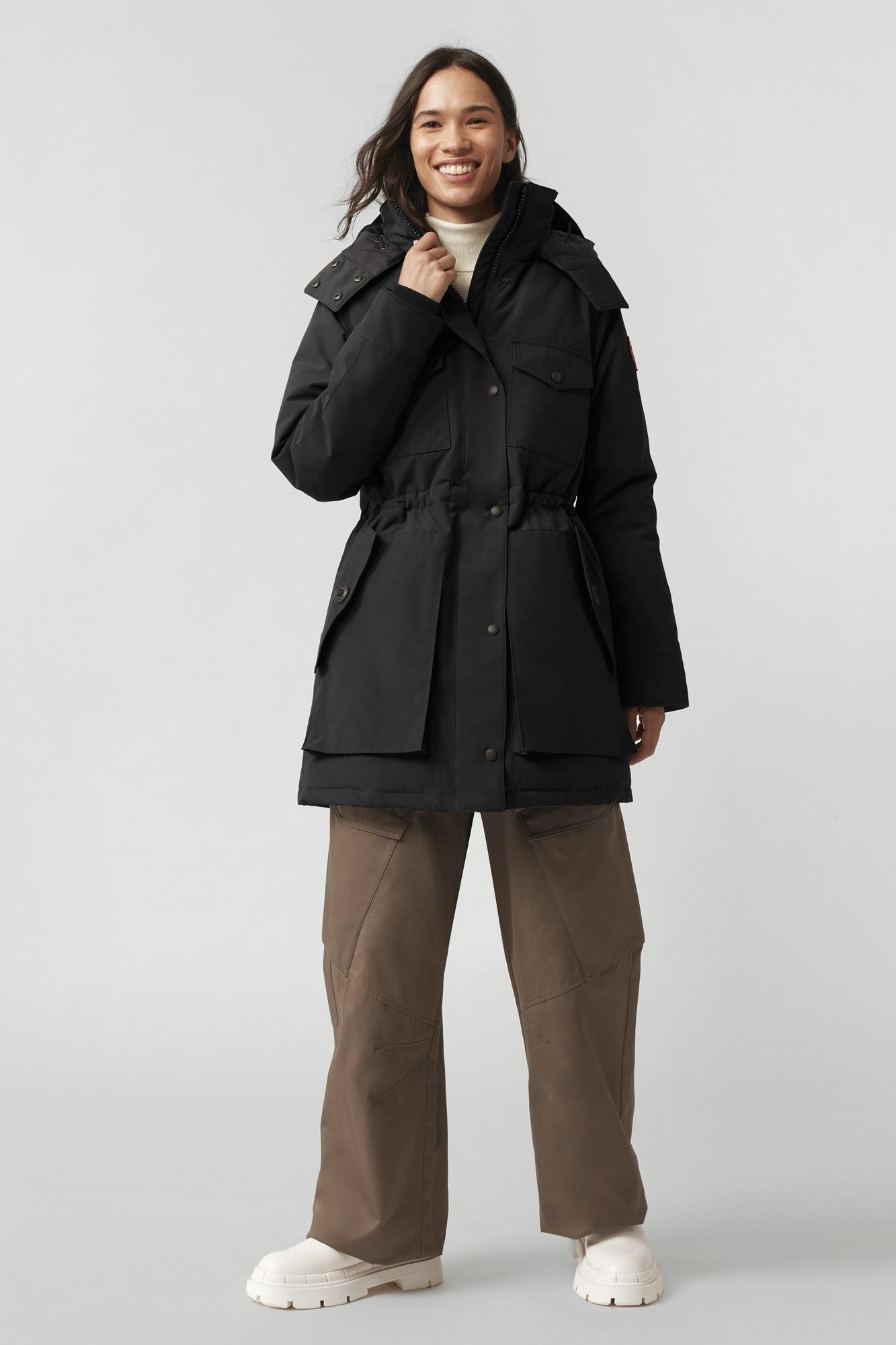 Canada Goose 加拿大鹅 Gabriola 女式派克大衣羽绒服 9折$742.5 海淘转运到手约¥5035