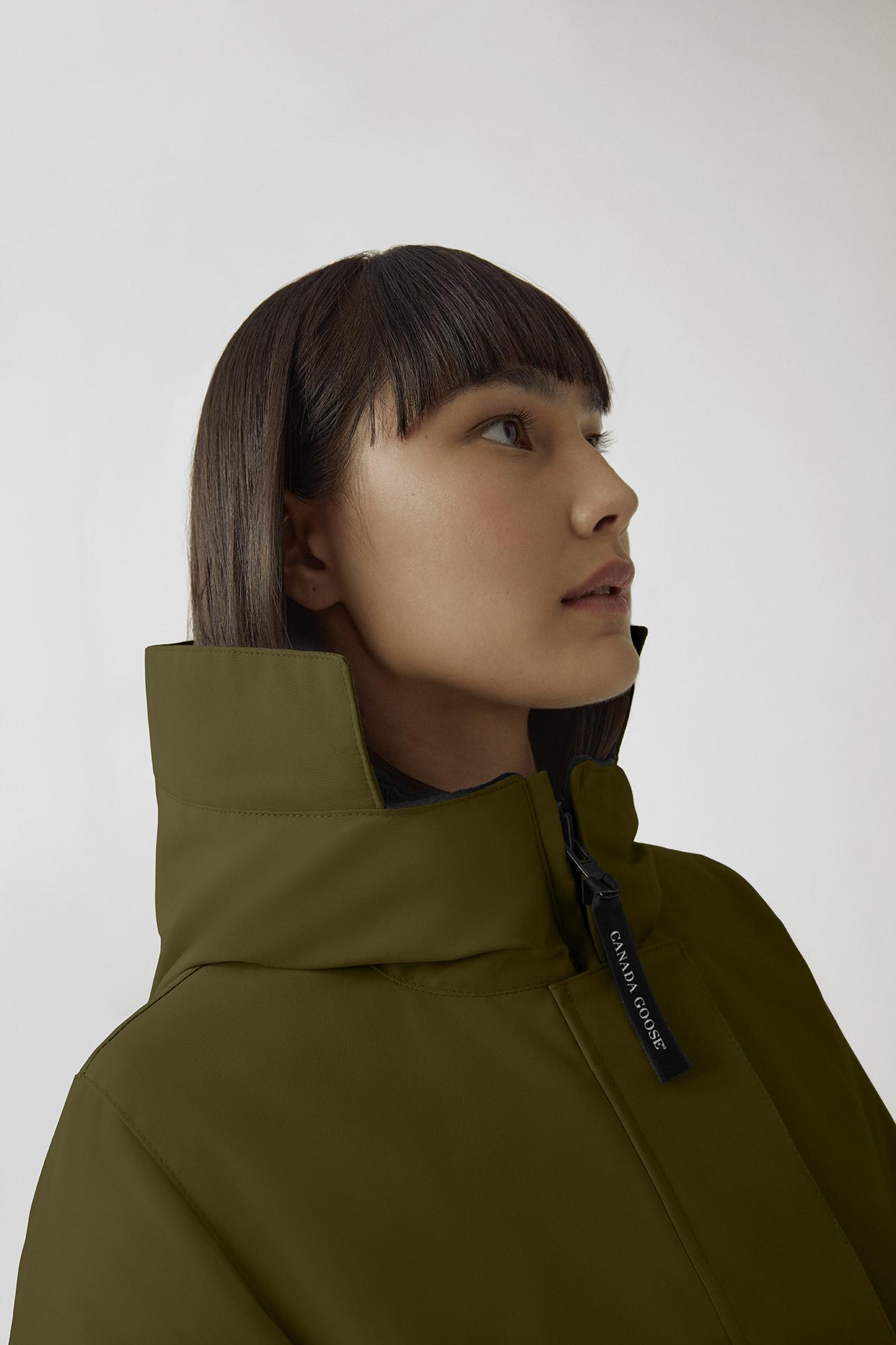 CANADA GOOSE VICTORIA S Navy Blau Damen Winterjacke Down Jacket Daunen Jacke
