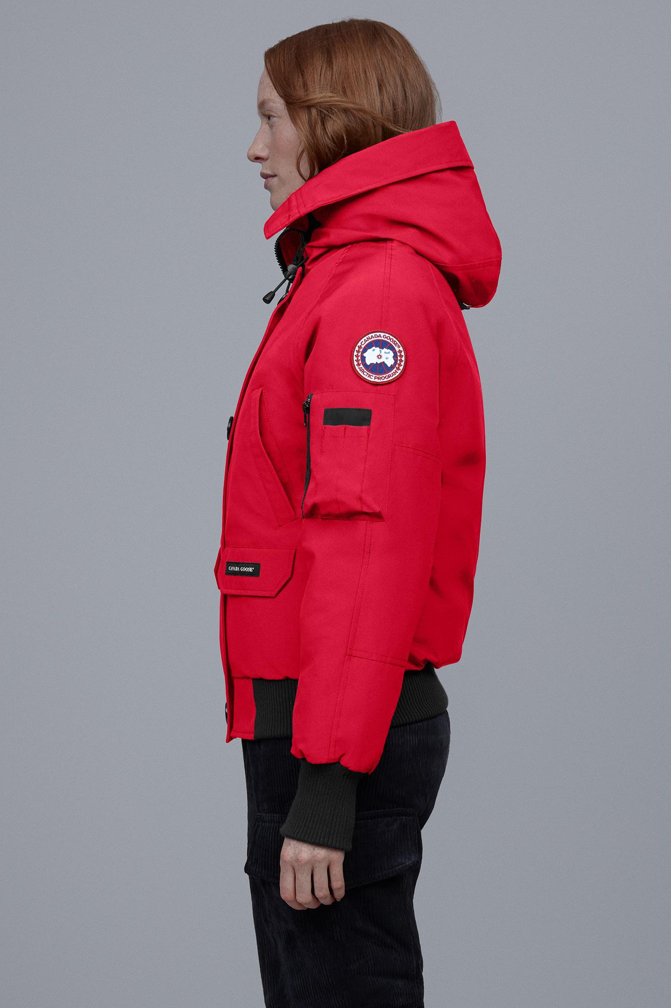 c48533c9c83 Women's Chilliwack Bomber | Canada Goose®