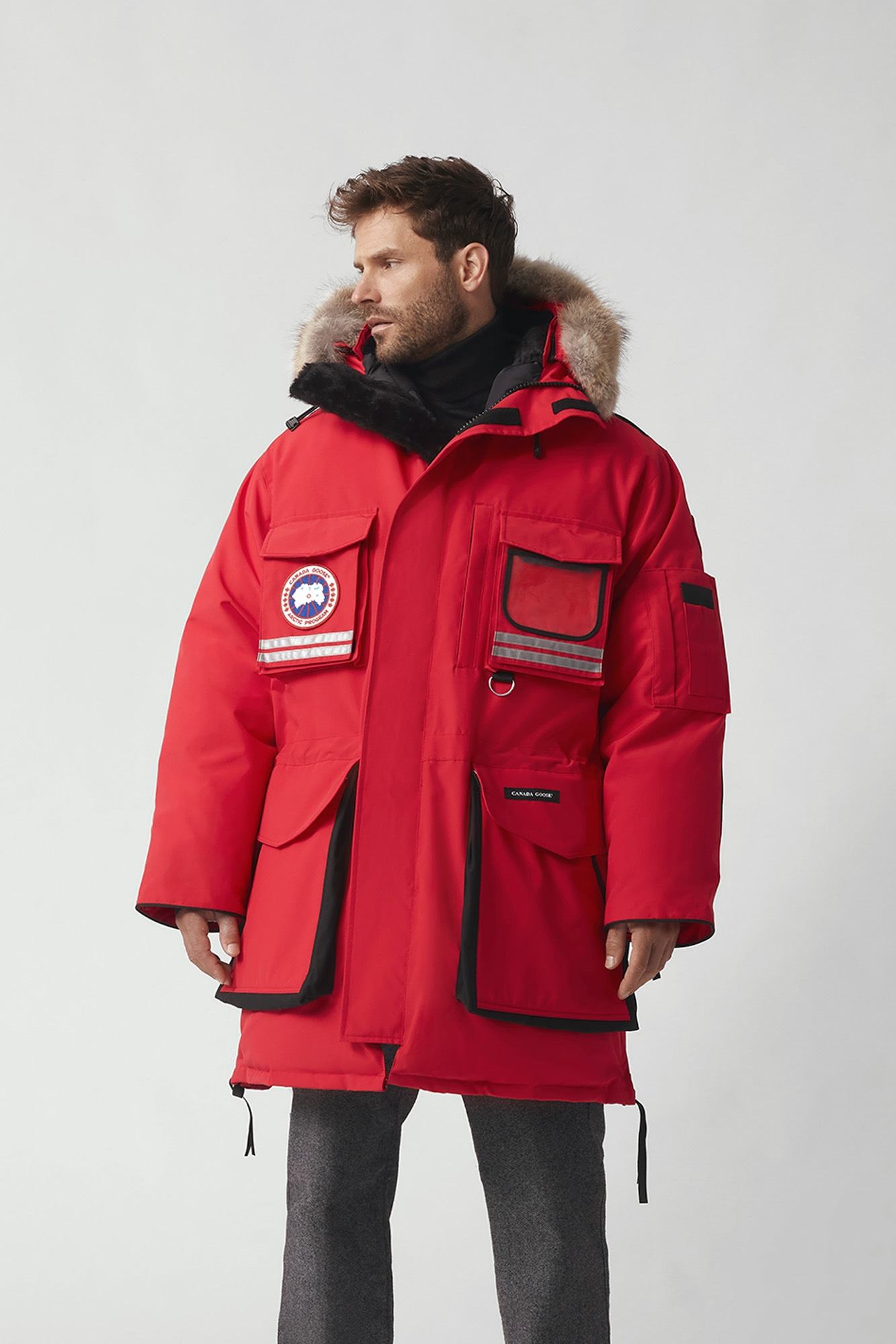 the best attitude 3fc80 8a19a Snow Mantra Parka