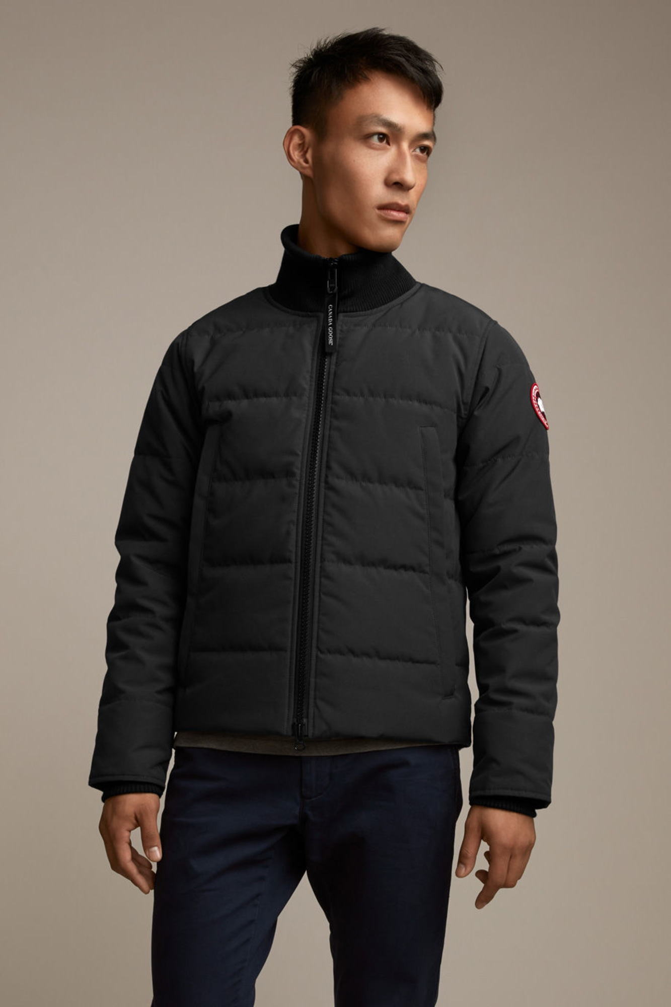 86926a46d79 Woolford Coat Fusion Fit | Canada Goose®