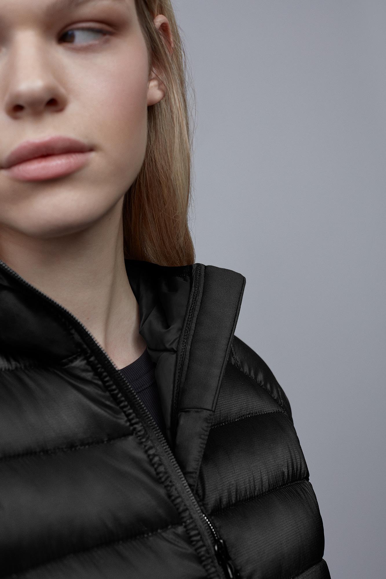 65c77d80ae907 Women's Brookvale Hoody Black Label | Canada Goose®