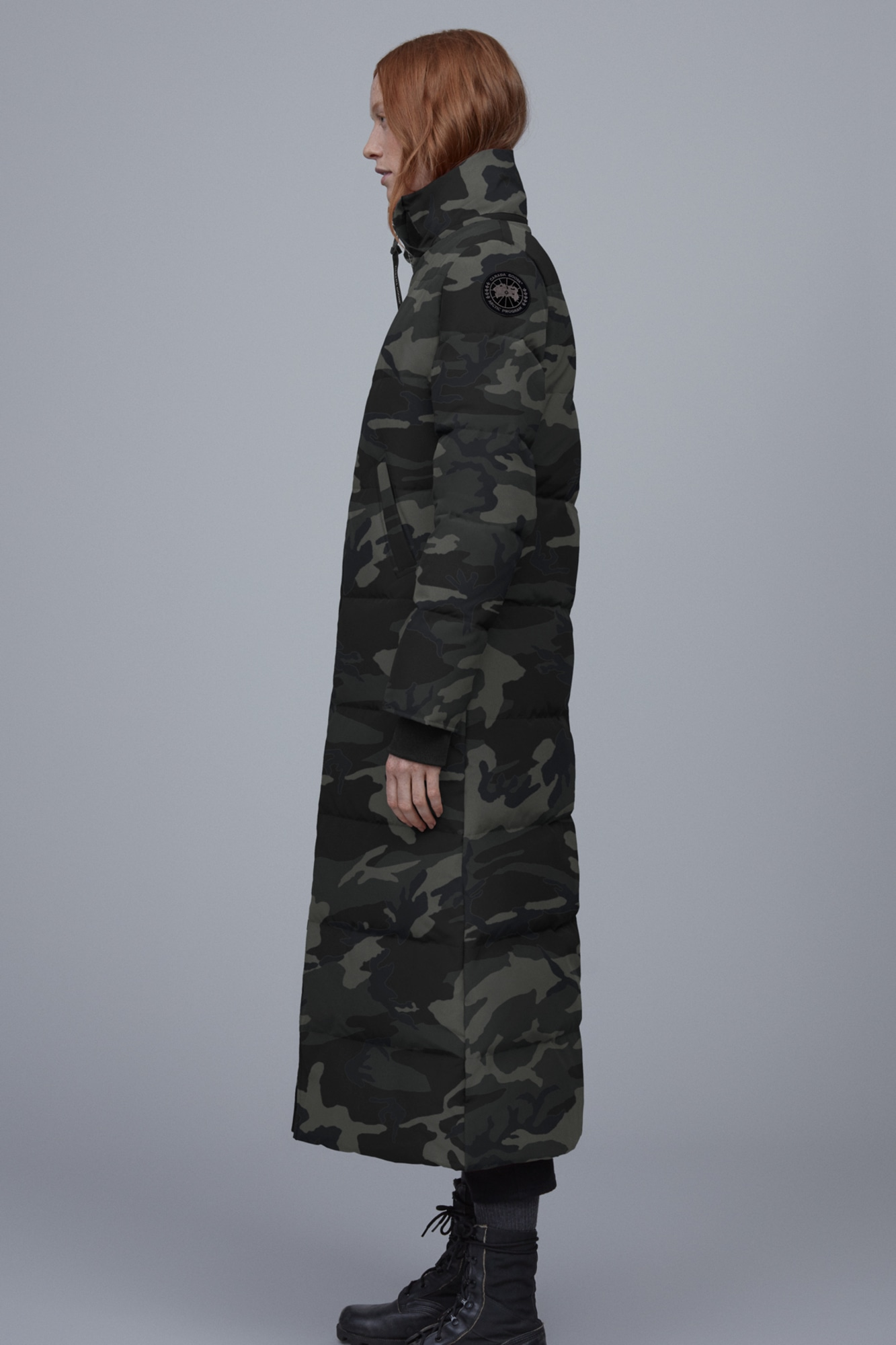3e5ee5c3891c5 Women's Mystique Parka Black Label | Canada Goose®