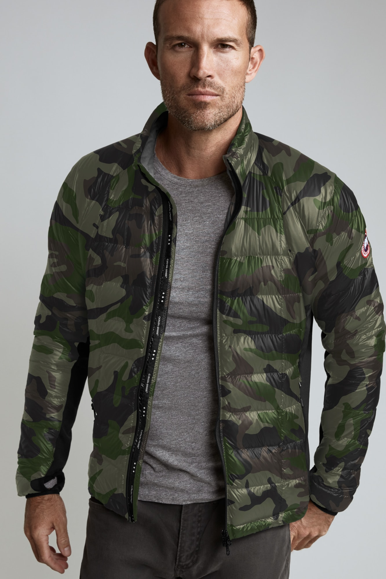 42458a4c462 HyBridge Lite Jacket Print