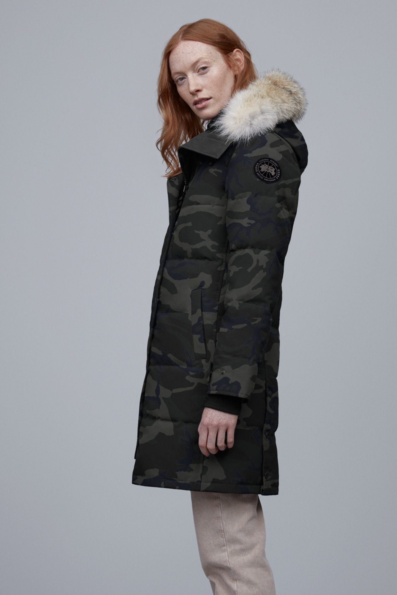 high quality Canada Goose Women's Shelburne Parka Black