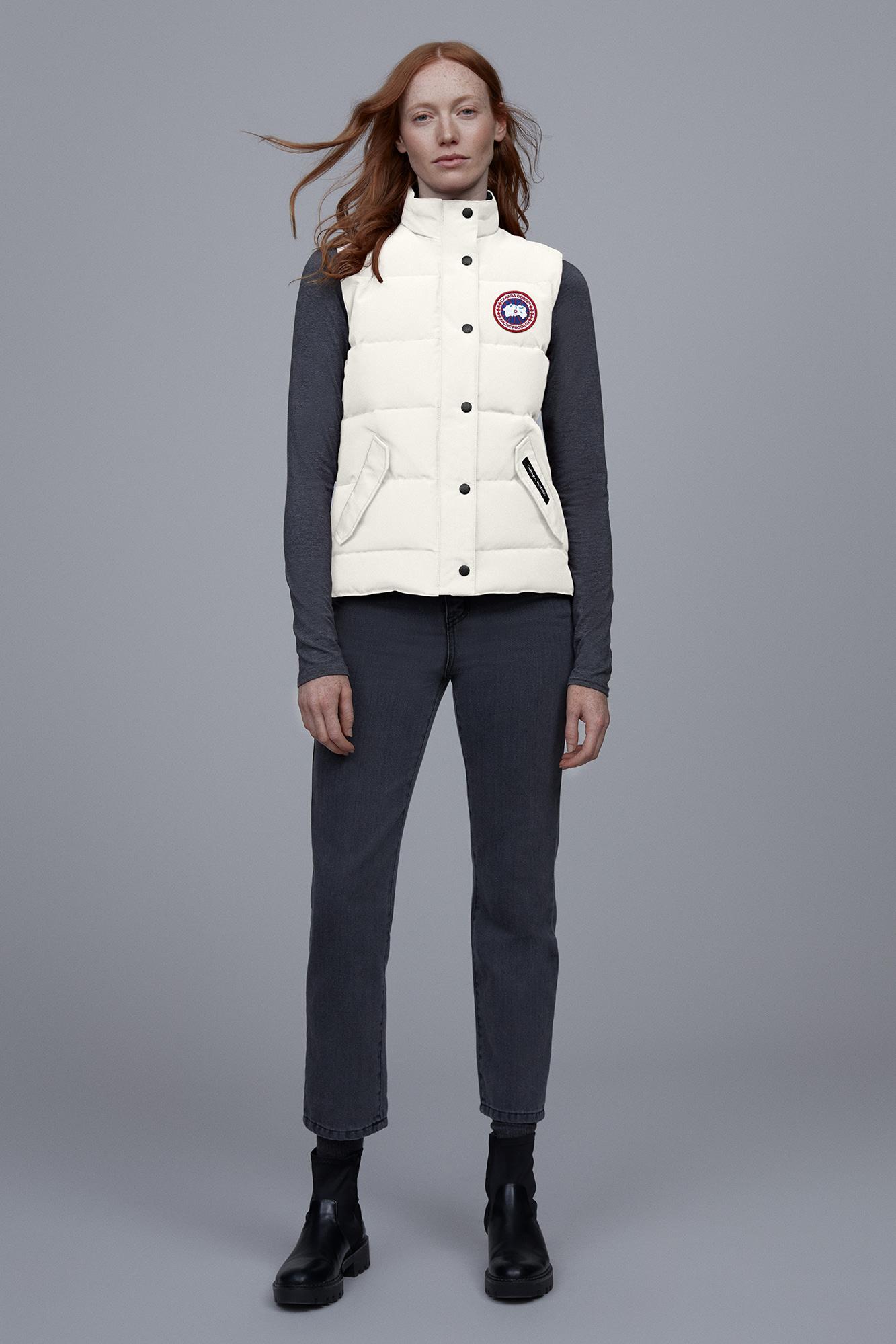 e07ffb83077 Women's Arctic Program Freestyle Vest   Canada Goose®