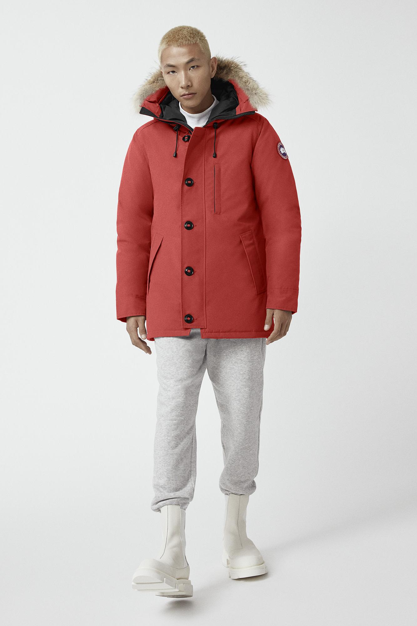 Men's Chateau Parka Coat Fusion Fit