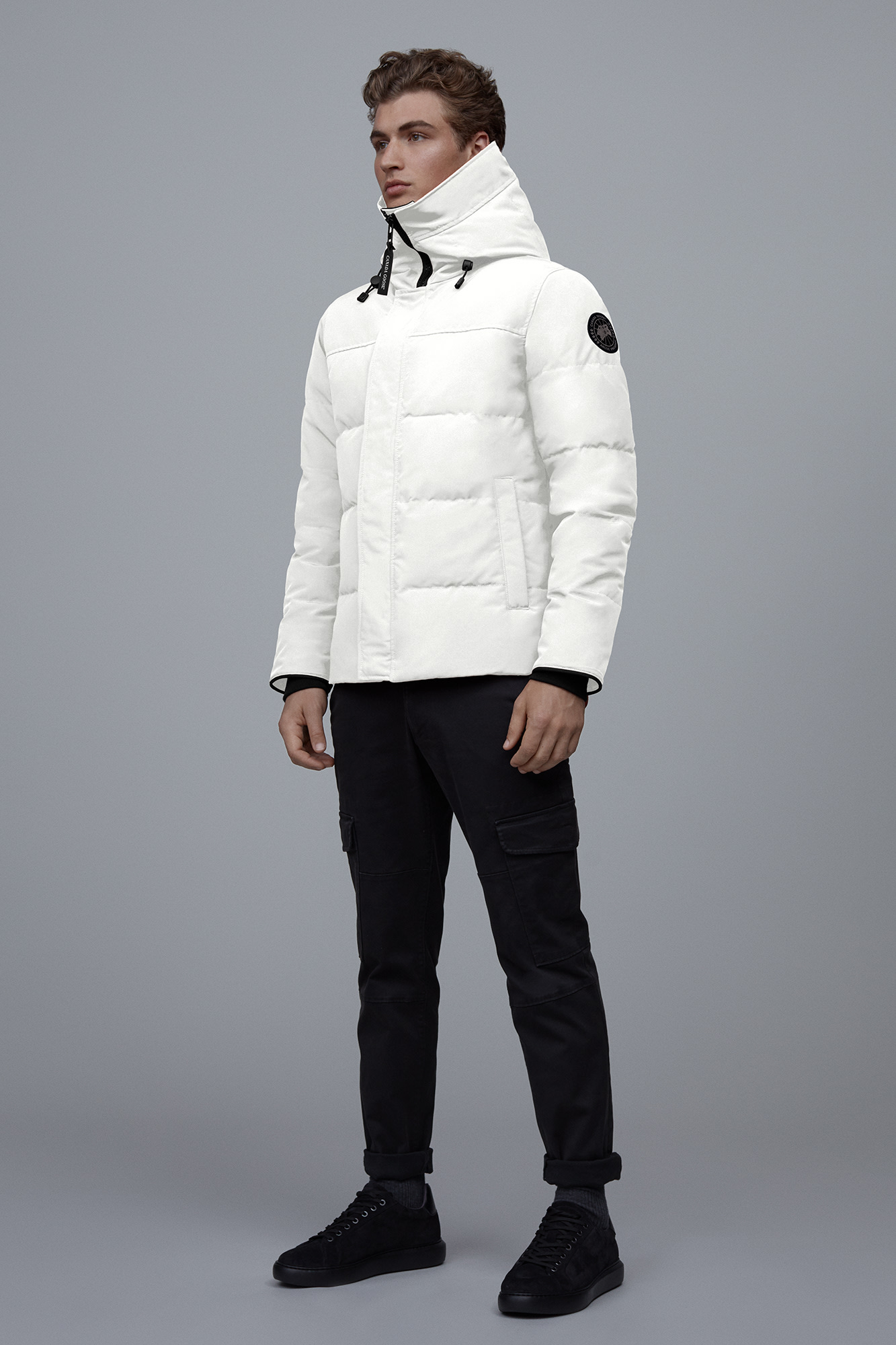 5be280020 MacMillan Parka Black Label