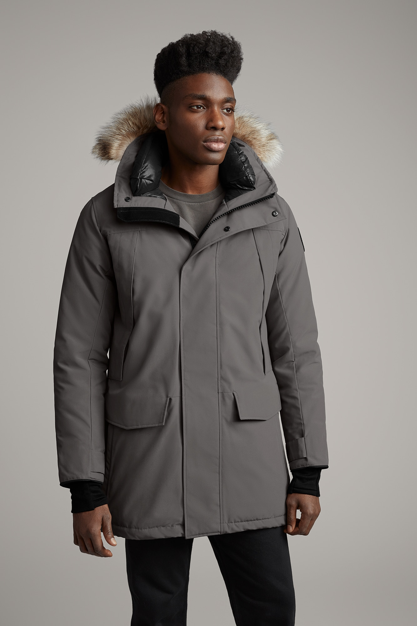 Parka Sherridon Black Label