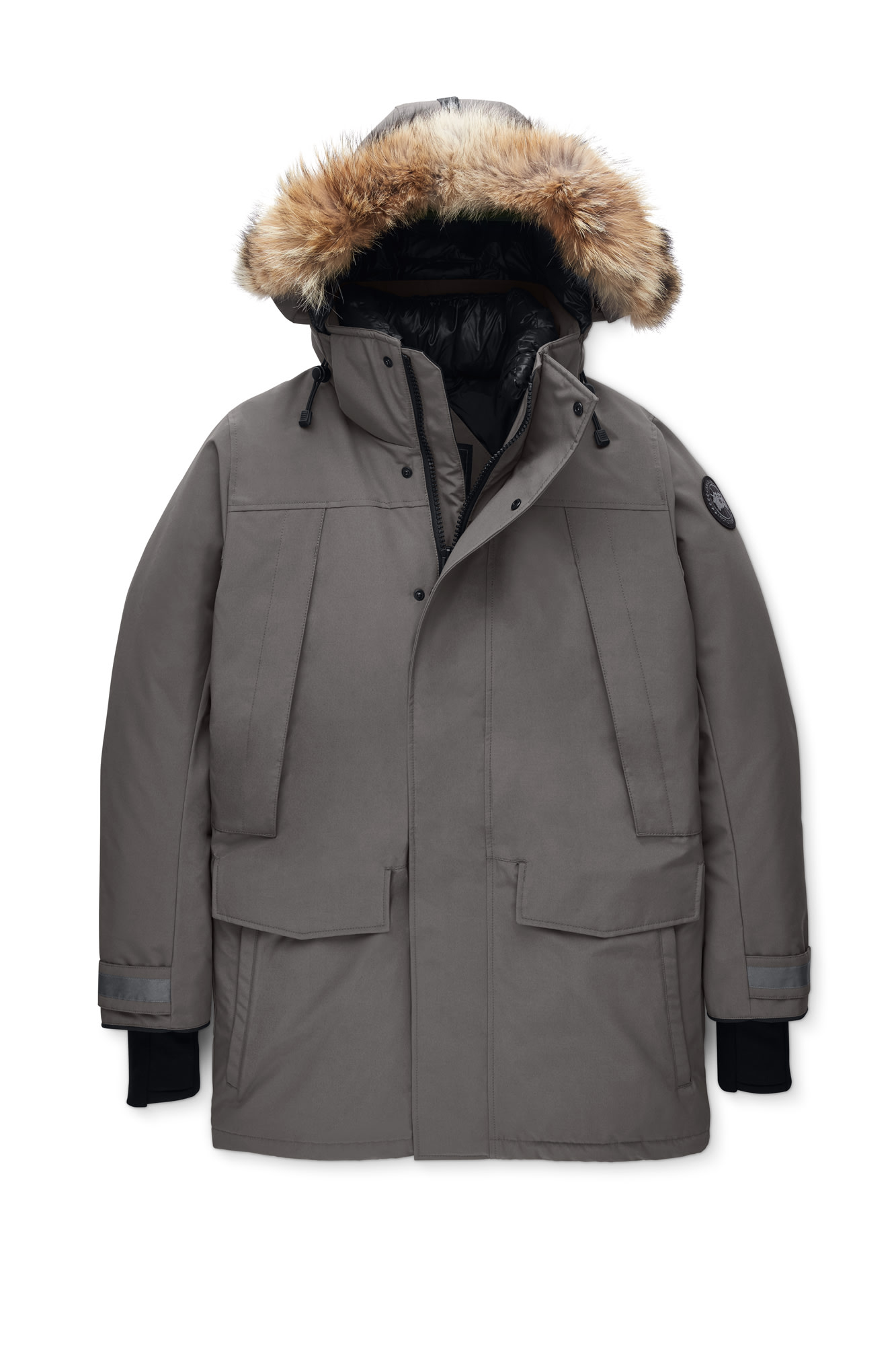GIOVANI & RICCHI Designer Winterjacke Warme Jacke Parka mit
