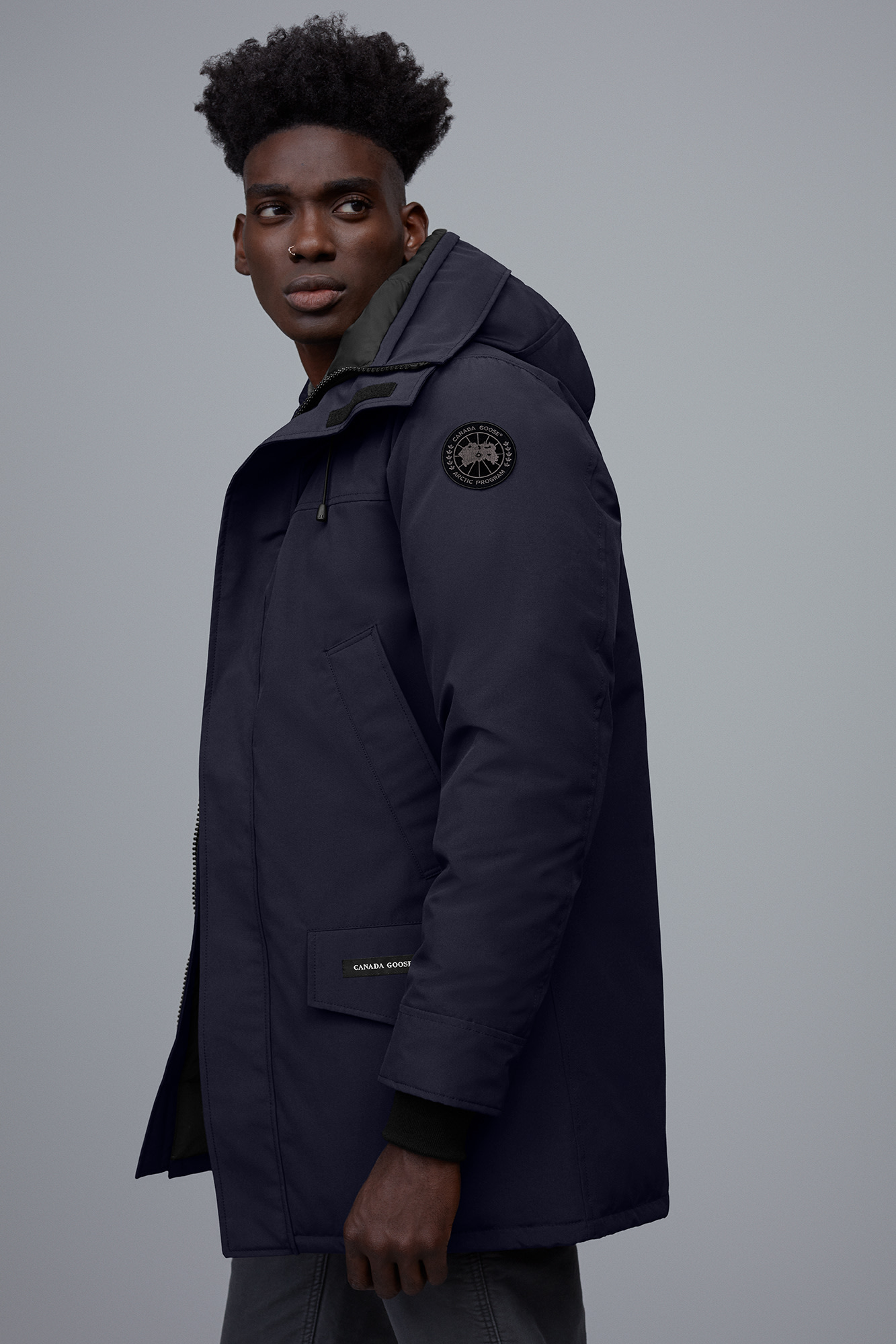 best website e908a 7dedd Langford Parka Black Label