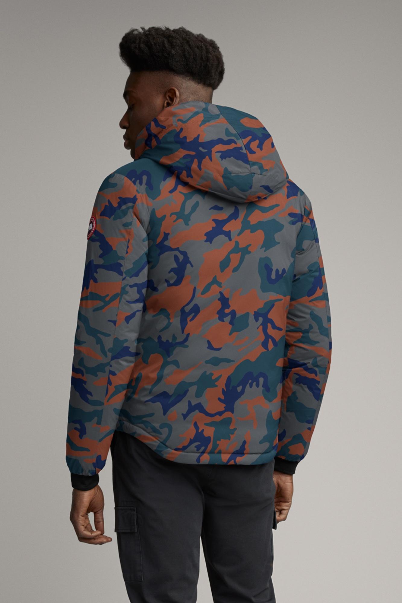 black Details about  /Publish Lodge 3M Printed Denim Silhouette Jacket