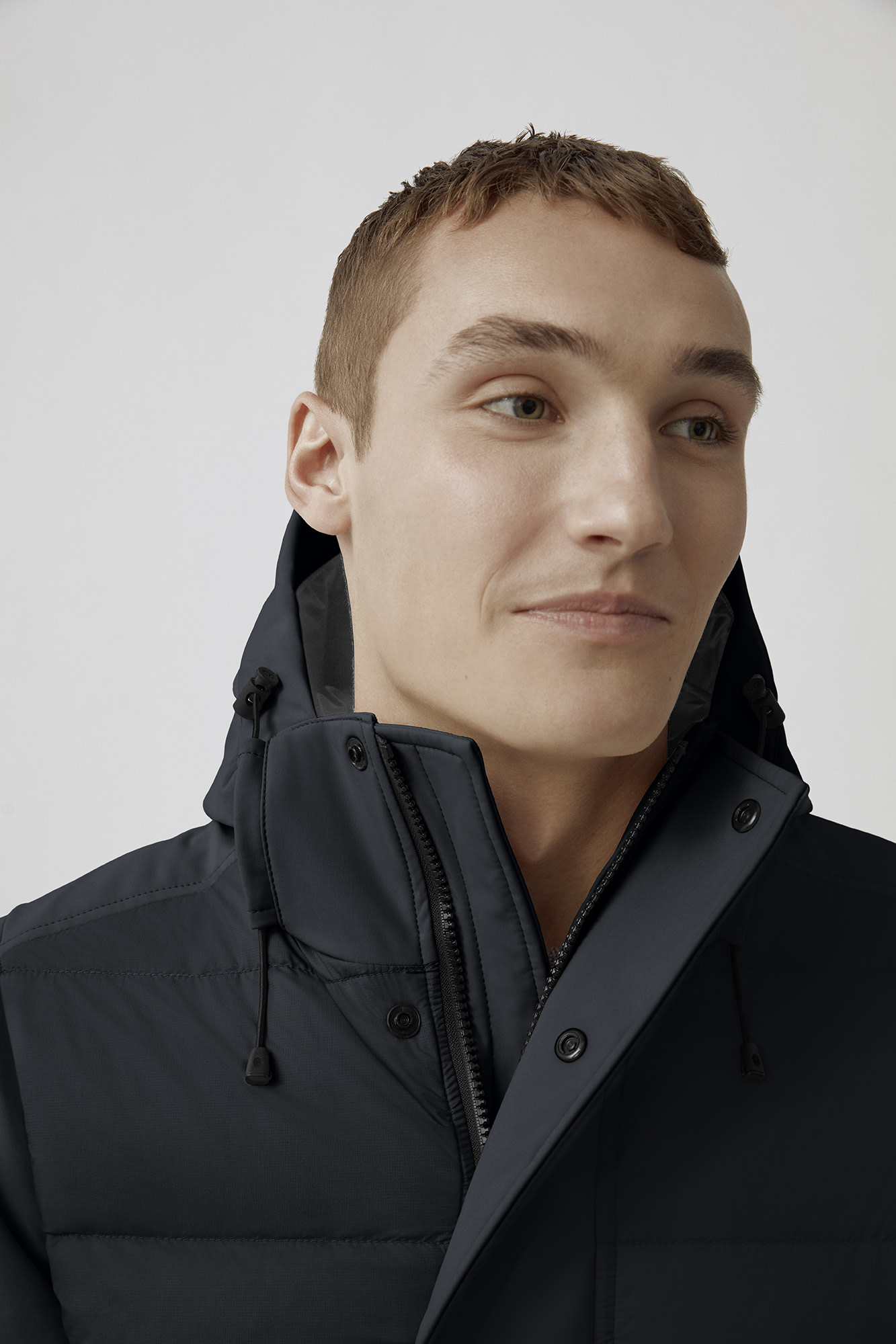 Men's Breton Down Coat